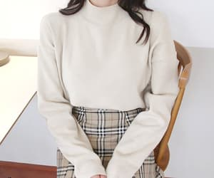 asian fashion, casual, and clothes image