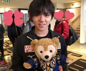 figure skating, japan, and shoma uno image