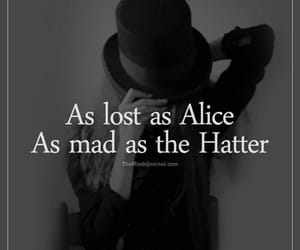 alice, quotes, and lost image
