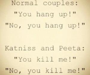 funny, text, and the hunger games image