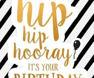birthday, happy, and wish image