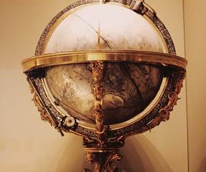 globe, world, and British Museum image