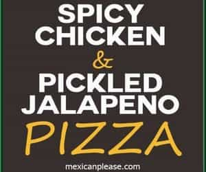 Chicken, spicy, and jalapeno image