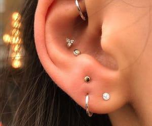 aesthetic, alternative, and earrings image