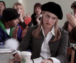 Clueless, cher horowitz, and 90s image