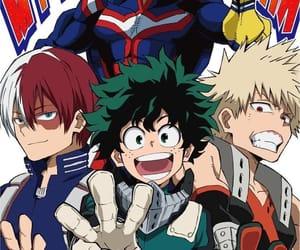 anime, season 3, and boku no hero academia image