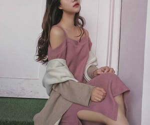 asian fashion, clothes, and korean girl image