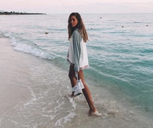 beach, top, and fashion image