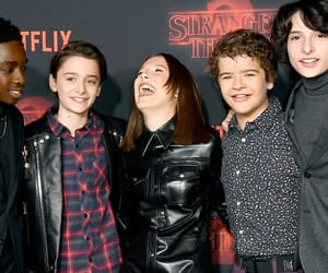 stranger things and netflix image