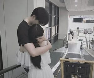 couple, ulzzang, and tumblr image
