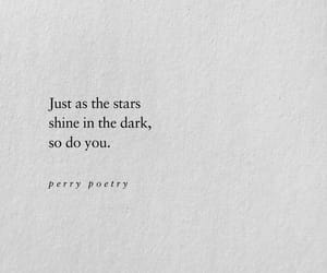 dark, poetry, and quotes image