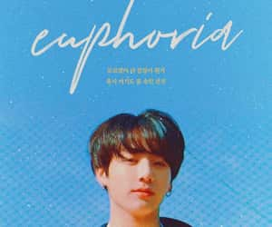 euphoria, jungkook, and wallpaper image