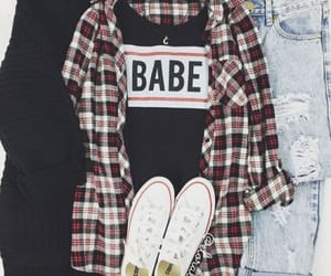 article, outfits, and girl image