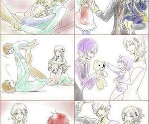 anime, diabolik lovers, and manga image