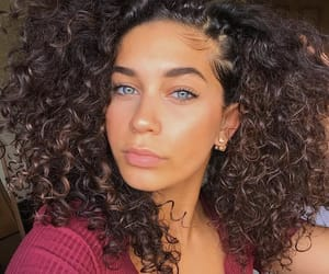 Afro, Hot, and natural hair image