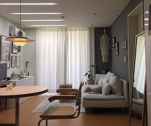 interior, korean, and minimal image