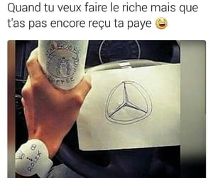 mercedes, rolex, and starbuck image