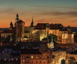 architecture, beautiful, and Krakow image