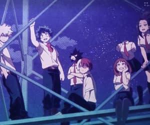 gif, uraraka ochako, and boku no hero academia image