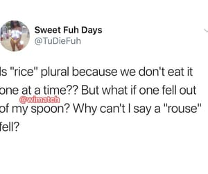 food, jokes, and funny image
