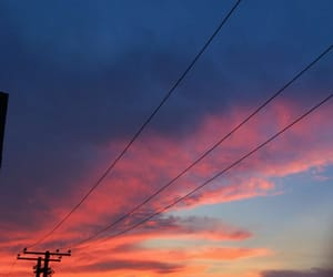 aesthetic, colors, and sky image