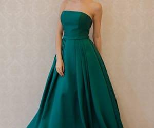 fashion, prom season, and prom dress image