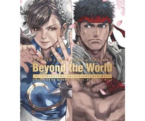 Art Book, CAPCOM, and street fighter image