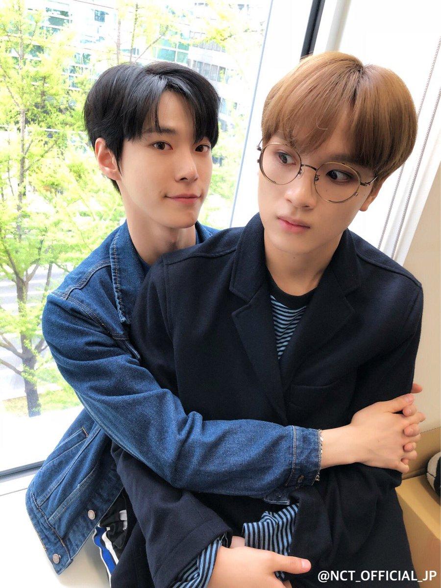 nct, doyoung, and haechan image