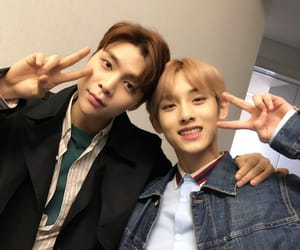 nct, johnny, and winwin image