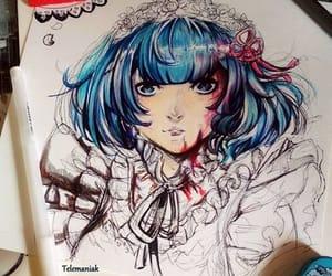 animeart, animefan, and animefanart image