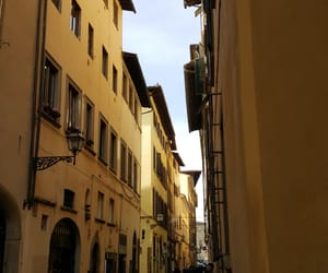florence, italy, and yellow image