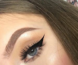 eye makeup, perfect, and aesthetic image