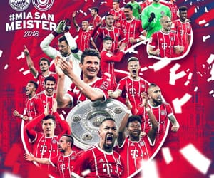football, mia san mia, and bundesliga image