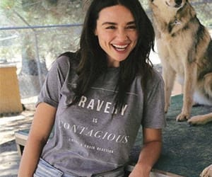 crystal reed, icon, and teen wolf image