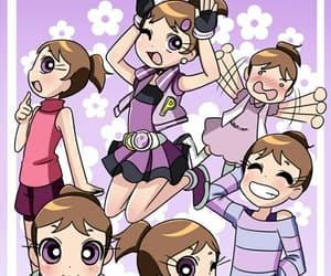 anime, kawaii, and powerpuff girls z image