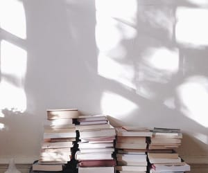 books, shade, and yle image