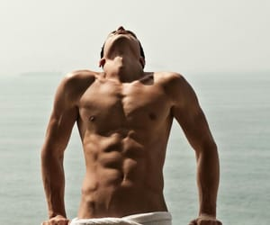 abs, Hot, and adonis image