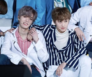 idol, winwin, and jaehyun image