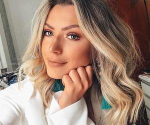 blonde, hair, and makeup inspiration image
