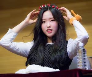 hq, korean, and girl groups image
