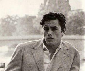 Alain Delon, vintage, and boy image