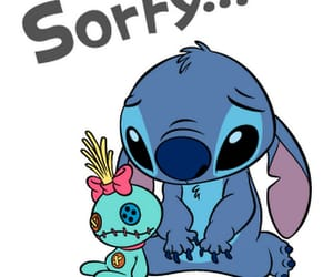 stitch and sorry image