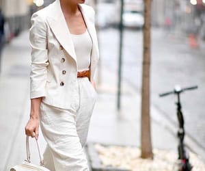 look, outfit, and Lily Aldridge image