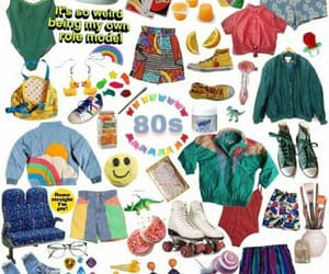 80's, clothes, and outfit image