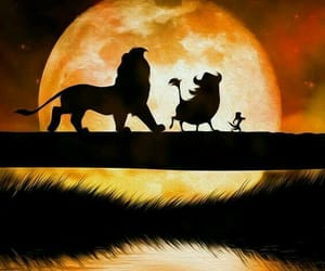 king, noworries, and thelionkingofficialsite image