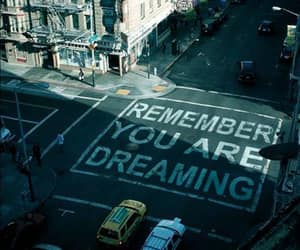 crossroads, quote, and dreaming image