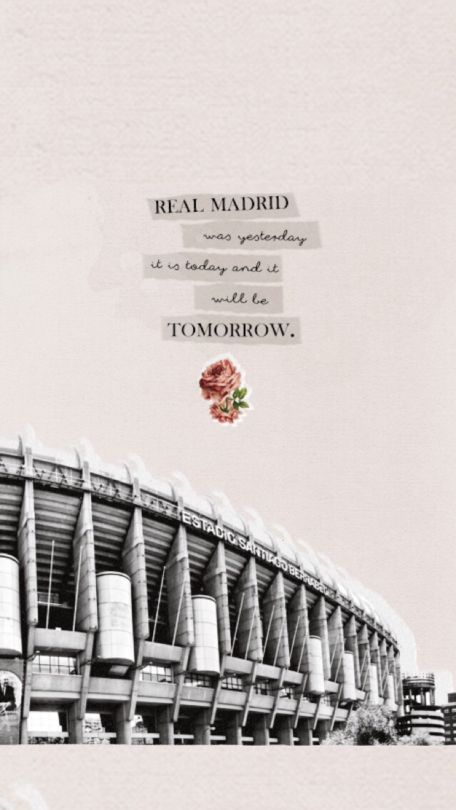 Real Madrid wallpaper discovered by