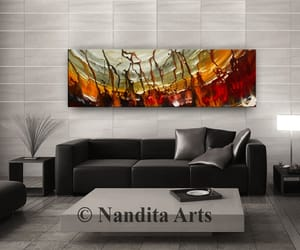contemporary art, modernpainting, and etsy image