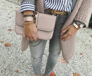 beige, mode, and Nude image