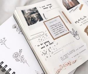 studyblr and bullet journal image
